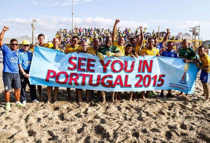 Blog Esportivo do Suíço:  Brasil goleia o Paraguai e fica com o título da Copa Sul-Americana