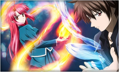 """Kaze no Stigma"". This was something I was sad to see end."