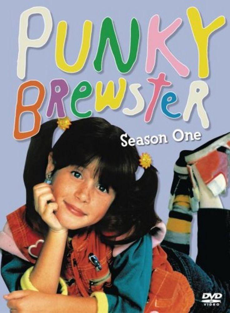 1984 - 1988 Punky Brewster