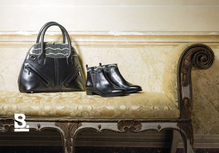 Shoes&Bag by Marcos Nalini. Photo by Studio Buschi