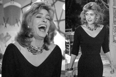 Pintucks: Never on Sunday: Vintage 1960, How to dress like Melina Mercouri as Ilya
