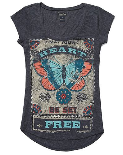 Women's Tees & Tanks and More | Lucky Brand Size Small Please :D