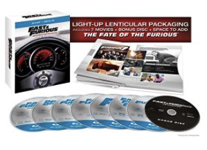 *TODAY ONLY* Fast & the Furious 7 Movie Collectors Set only $27.99 on Amazon! Originally $99.99!