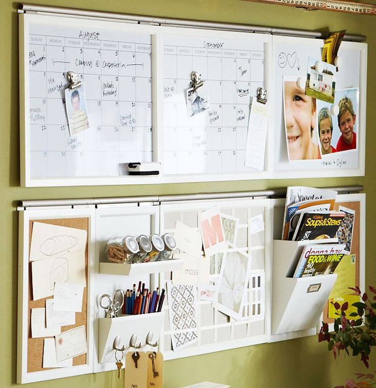 Decorology: Searching For: Large Wall Calendar System