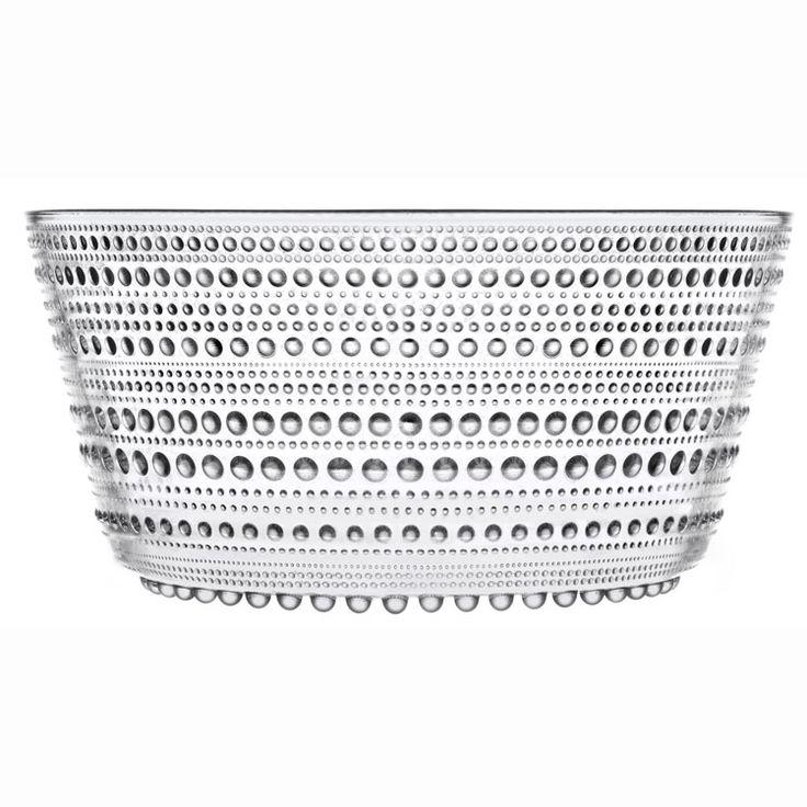 Kastehelmi skål 1,9 L, klar i gruppen Servering / Skålar & Uppläggningsfat / Skålar hos RUM21.se (112382)