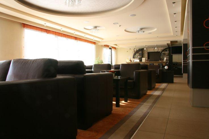 Lobby Bar w Hotelu Elbrus*** #bar #hotel #szczyrk