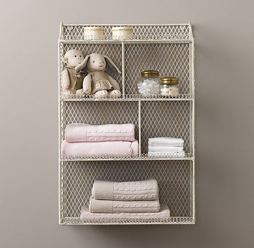 17 Best images about wire shelving on Pinterest Wall