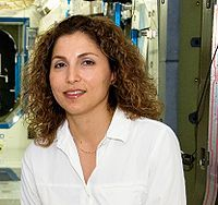 Anousheh Ansari, le 12 juillet 2006