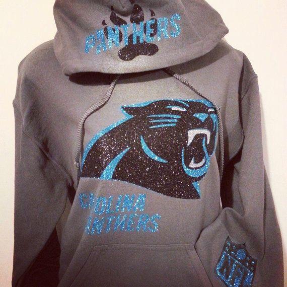Carolina panthers Panther Hoodie Free Standard Shipping by C2CTeez