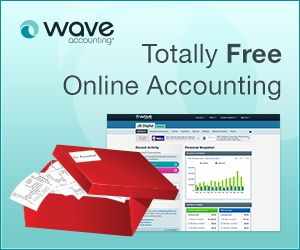 Free, not free-ish accounting for your small business or blog.