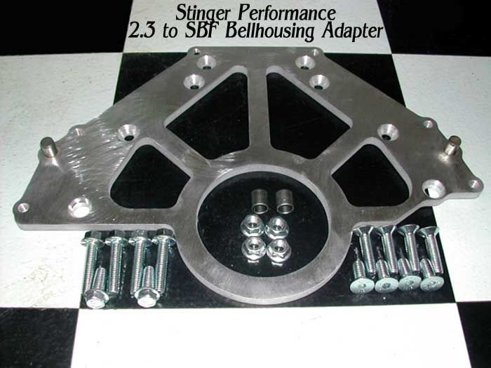 STINGER PERFORMANCE PARTS - 2.3 Turbo Performance Parts for Mustang SVO…