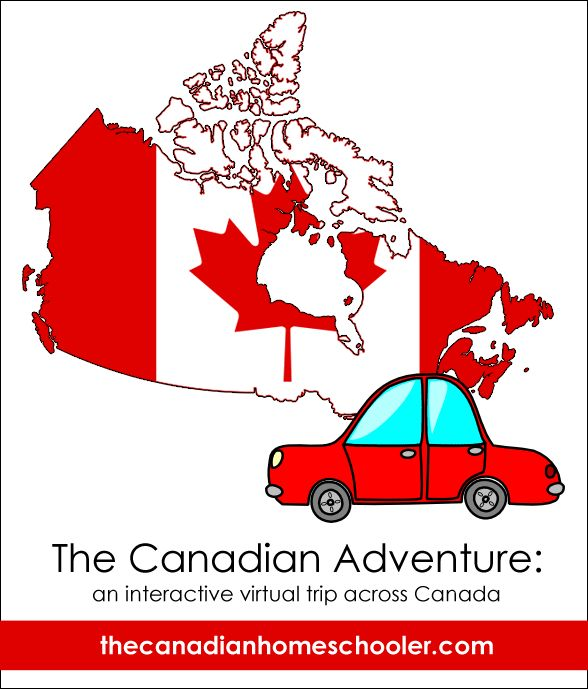 The Canadian Adventure: An Interactive Virtual Trip Across Canada