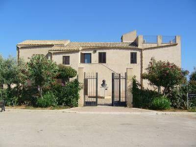 Casa natale di Pirandello ad Agrigento