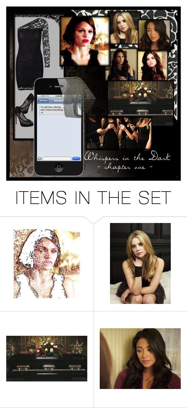 """Whispers in the Dark (A Pretty Little Liars fanfiction)"" by sagelondyn ❤ liked on Polyvore featuring art, PrettyLittleLiars, pll, fanfiction and jasondilaurentis"