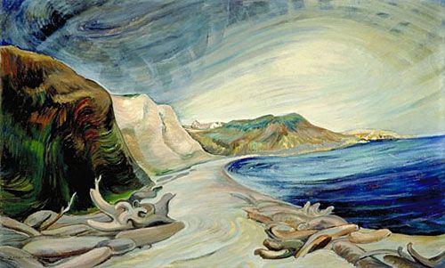 Shoreline (1936) - Emily Carr