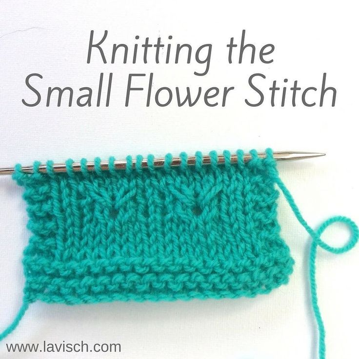 Lately I have found myself attracted to stitches that give a knitted fabric a lovely texture. A prime example is the small flower stitch. Visit the tutorial to see how it's knit!  http://ift.tt/2c1Kh2e  #knitting #breien #tutorial #lavischdesigns