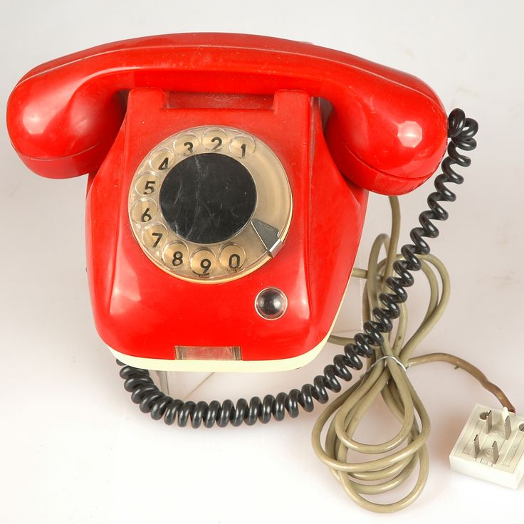 Polski telefon RWT antyk PRL z 1966 r. - TANIO !