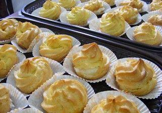 Resep Kue Sus Vanilla