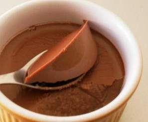 Recette FLAN SANS LACTOSE NI OEUF NI GLUTEN par Agence ™ Paris - recette de la catégorie Desserts & Confiseries