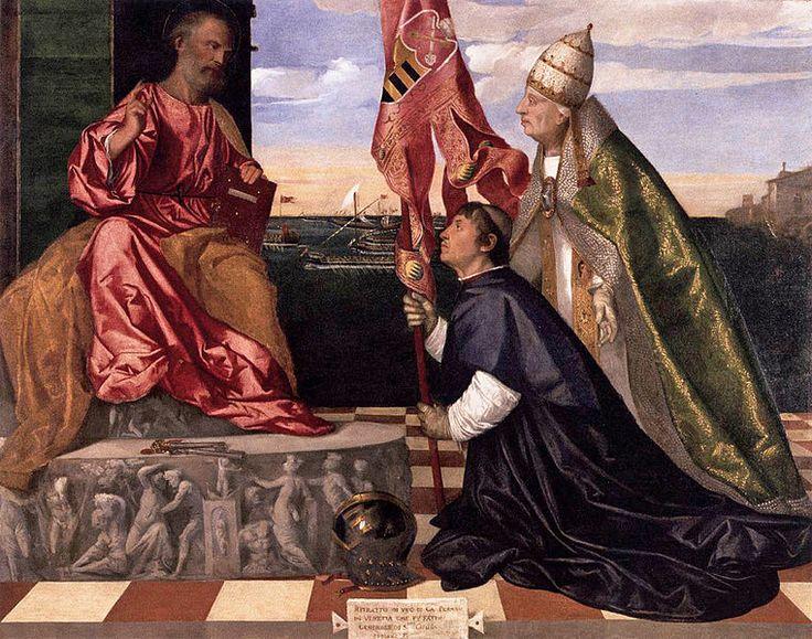 Pope Alexander VI (Rodrigo Borgia)