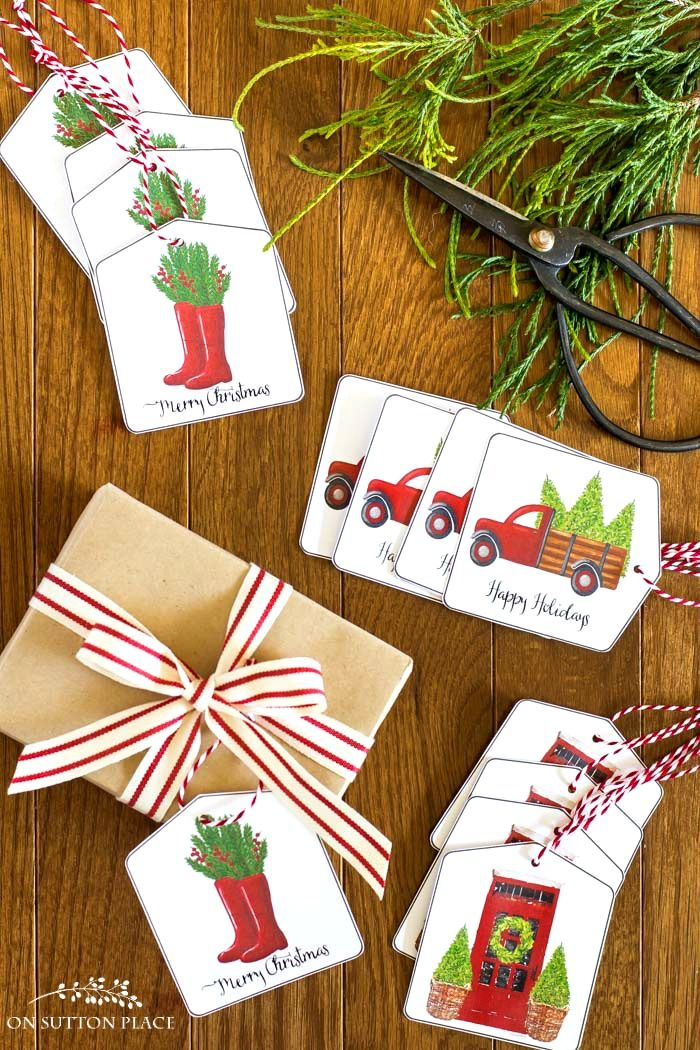 The 25+ best Printable christmas gift tags ideas on Pinterest - printable christmas gift certificate