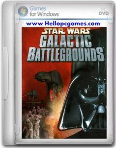 Star Wars Galactic Battlegrounds Game