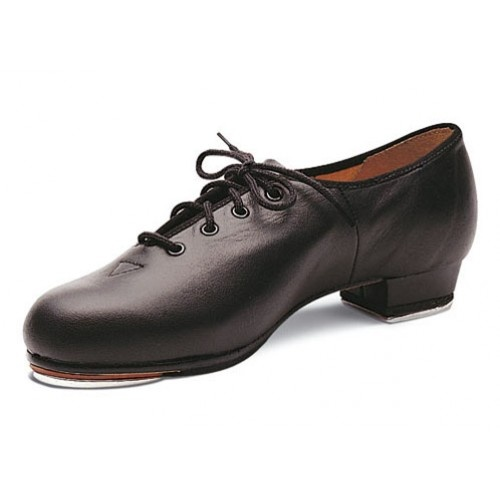 Bloch Jazztap Mens Tap Shoes  Jazz style leather upper. The toe tap is secured to a resonating board for a full sound and stability. Techno heel & toe taps.  Width : X  Price: 51.70€