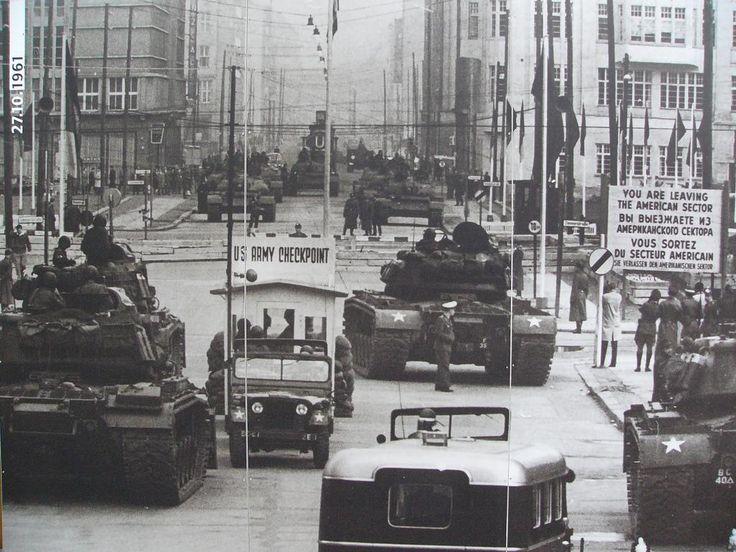 East to West Berlin