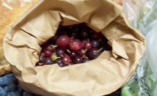 Gooseberry Ginger Freezer Jam | Mermaids Treasures Blog stuff | Pinte ...