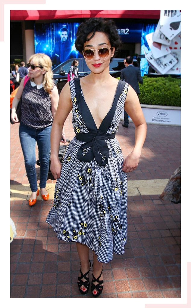 Ruth Negga: Cannes 2016: Street Style-Inspired Outfits