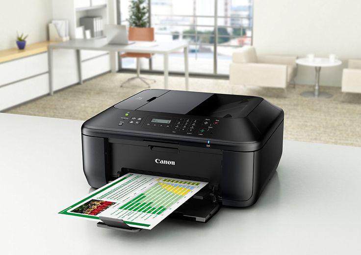 Canon Pixma MX475 Imprimante Jet d'encre Couleur Wi-Fi. #imprimante #imprimantebureau #imprimantejetdencre #imprimantecanon