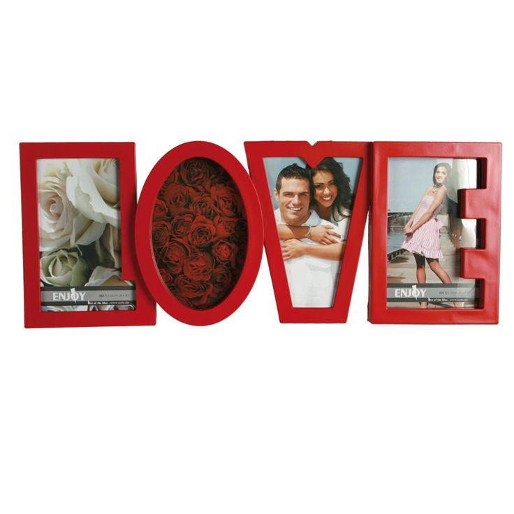 #kalp #love #kırmızı #hediyelik #kütahyaporselen #çerçeve #sevgi