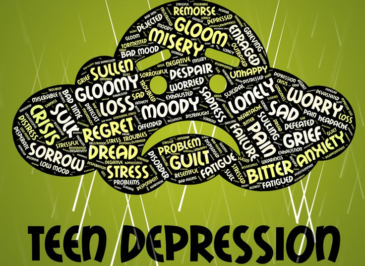 Teen depression: Observe, detect and treat