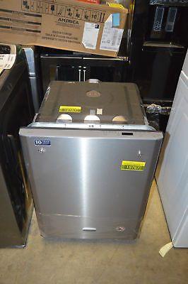 "Maytag MDB8979SFZ 24"" Stainless Fully Integrated Dishwasher NOB #19767"