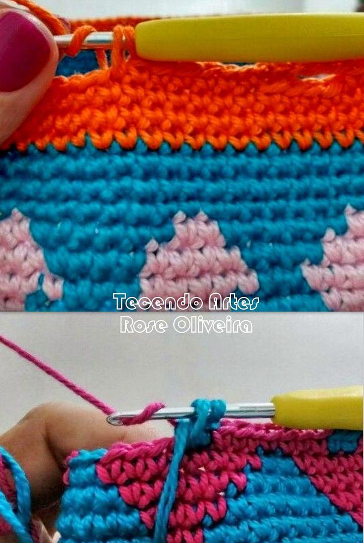 Tecendo Artes em Crochet