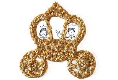 De gouden koets. Hier vind je hem http://dehaakbrigade.blogspot.nl/2013/04/nog-een-gratis-patroon-de-gouden-koets.html