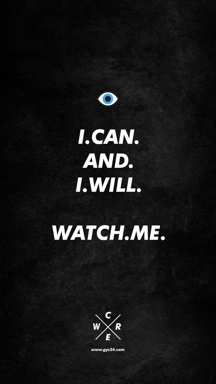 I Can And I Will Wallpaper