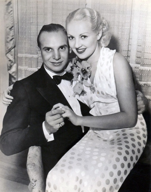 Image result for jackie coogan and betty grable wedding