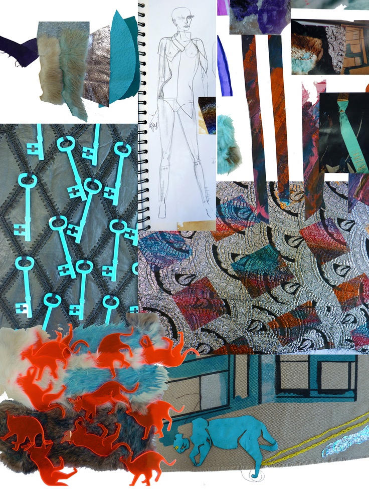Fashion and Textile Design: Charlotte Stainton