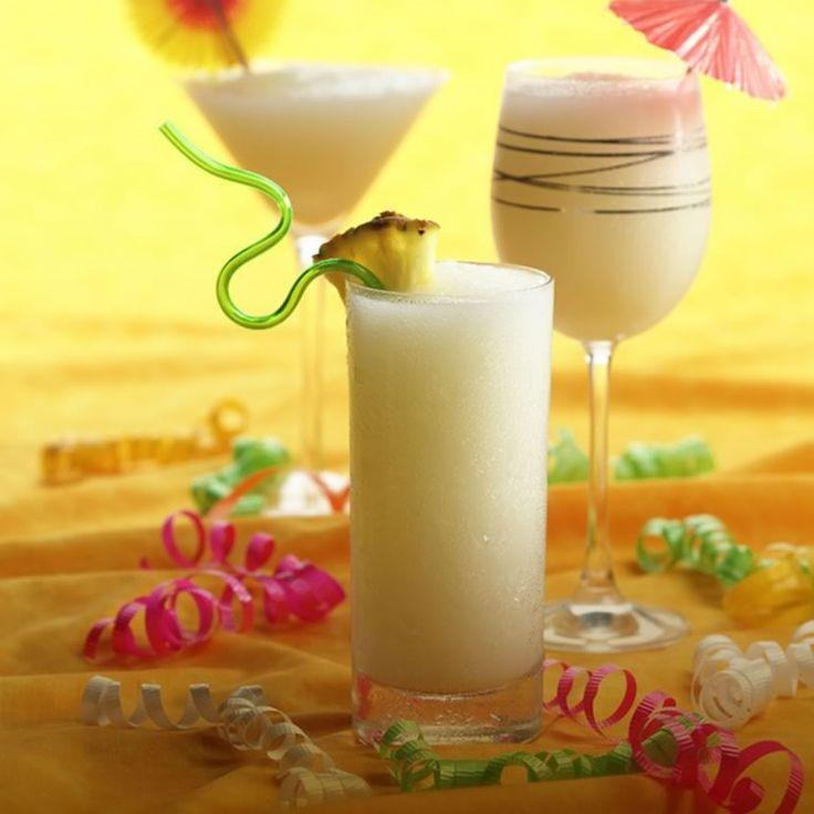 Chi-Chi Pineapple Cocktail Recipe