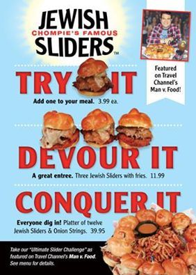 The Ultimate Sliders Recipe — Dishmaps