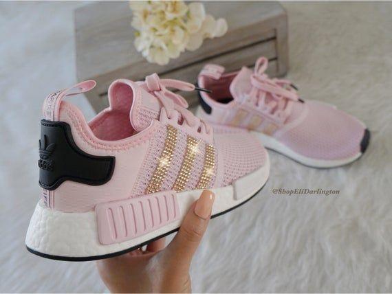 adidas nmd rose gold