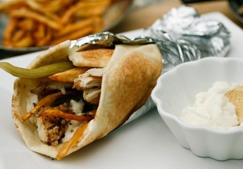 Shish Tawook Sandwich Chicken Sandwich Me In Pinterest Chicken Sandwich Garlic And
