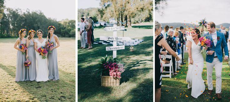 Real Wedding – Cassie + Neil