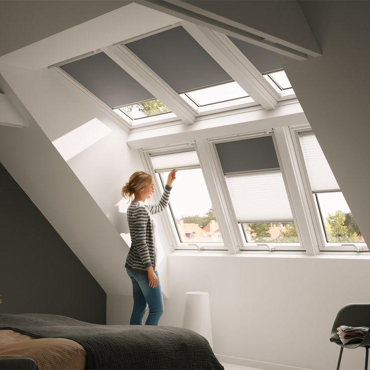 VELUX PANORAMA   Licht, Luft & Ausblick unterm Dach