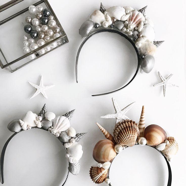 Mermaid Crown #Costumeİdeas #costumeideas2019 #costumeideas2020 #costumeideasforcouples #costumeideasforwomen #crown #cutepurimcostumeideas