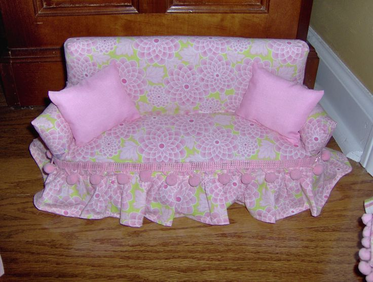Custom Barbie Furniture