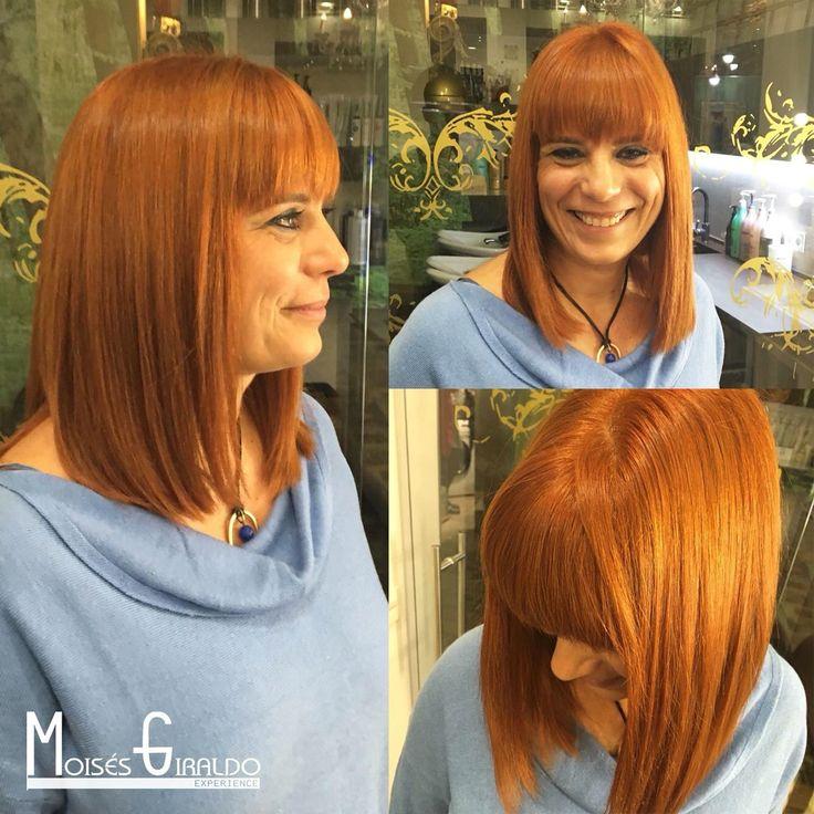 Las alfombras rojas y las pasarelas se rinden esta temporada a los tonos cobrizos.  Una propuesta perfecta para este otoño que favorece, da fuerza, ilumina y rejuvenece la expresión de tu rostro. ¡Nos apasiona este tono! ¿Te has decidido ya?  #bronzecolor #colorbronce #trendy #moisesgiraldo #moisesgiraldoexperience #hair #haircut #hairstylist #newlook #love #peluqueria #peluqueriahuelva #moisesgiraldo @moisesgiraldo