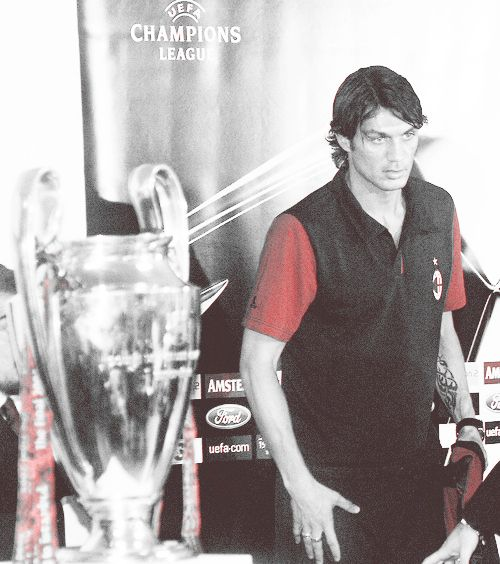 Paolo Maldini, the Legend