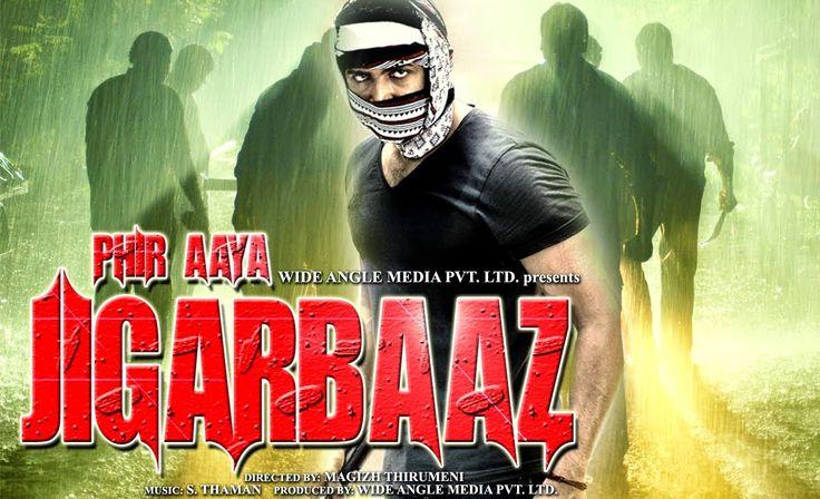 WATCH HOLLYWOOD MOVIES IN HINDI: PHIR AAYA JIGARBAAZ : Hindi Dubbed South Film